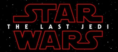 Logotipo do novo filme da franquia Star Wars