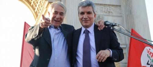 Nichi Vendola boccia l'idea dell'amico Pisapia di un Campo Progressista alleato del Pd di Renzi