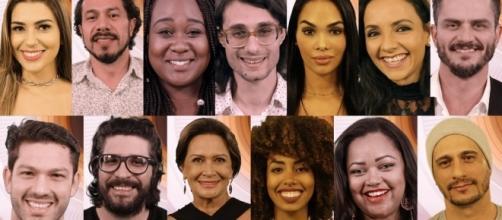Participantes do Big Brother Brasil 2017