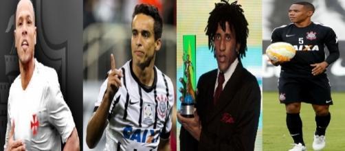 Principais negociações da semana no futebol brasileiro