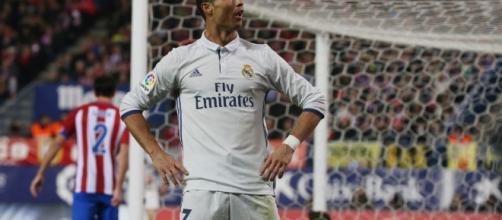 Real Madrid, de picada al suelo