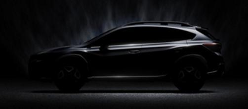 Teaser da segunda geração do Subaru XV