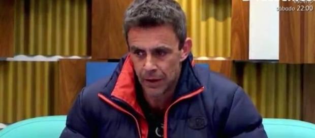 Alonso Caparró pide abandonar la Casa por estos motivos