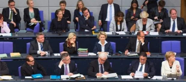 Die deutsche Bundesregierung. (Foto: Tobias Koch / Wikimedia Commons / CC BY-SA 3.0)