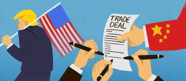 Die USA steigen aus TPP aus. (Fotoverantw./URG Suisse: Blasting.News Archiv)