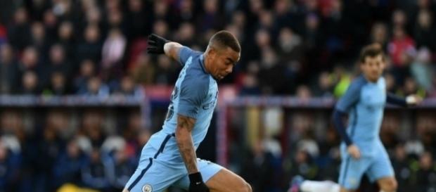 Gabriel Jesus se destaca em partida do Manchester City