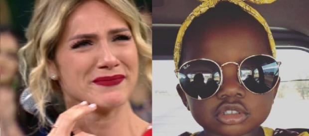 Giovanna Ewbank fala de Titi, a filha, e chora - Google