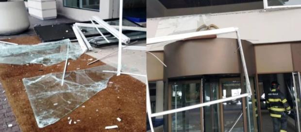 Hotel Jequitimar de Sílvio Santos explode e deixa cinco feridos