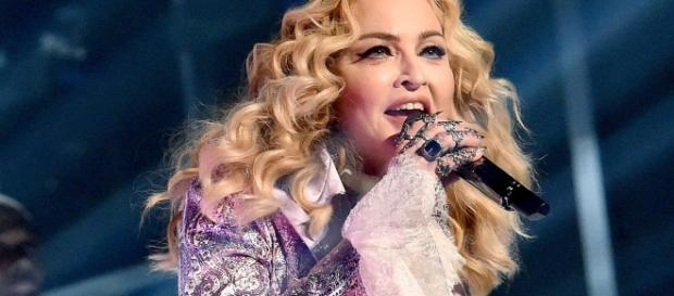 Madonna Reacts to Prince Tribute Critics: 'Deal With It!' - Us Weekly - usmagazine.com