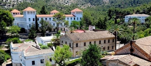 Sanatorio de Fontilles, la última leprosería de Europa está en Alicante.