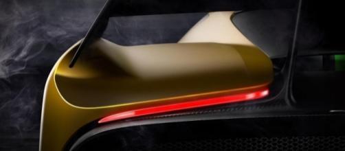 Fittipaldi EF7 Vision Gran Turismo: тизер для разогрева - Top Gear - topgearrussia.ru
