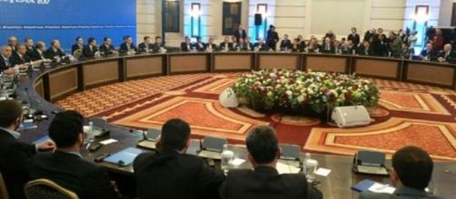 Il meeting di Astana, preliminare dei negoziati di pace sulla Siria a Ginevra del prossimo 8 febbraio