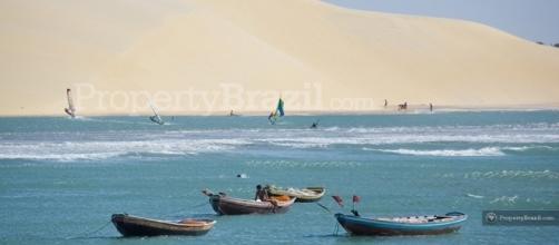 Jericoacoara é um dos principais pontos para turismo no verão