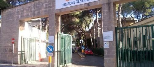 La direzione della Asl di Lecce in via Miglietta a Lecce - leccenews24.it