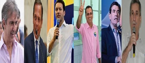 Novos prefeitos: Rubens Furlan, João Doria, Nelson Marchezan, Dr. Hildon, Duarte Nogueira e Marcelo Arcanjo