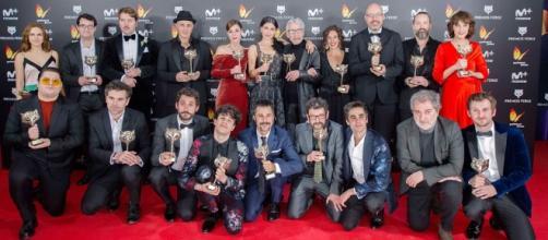 Palmarés-de-los-Premios-Feroz-2017/ Fotógrafo Oficial Premios Feroz