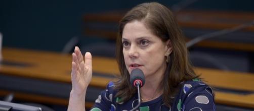 Soraya Santos diz que mulher precisa ser amparada por agente do sexo feminino