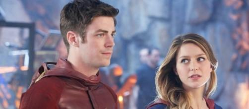 Supergirl' 'Flash' Crossover Review: 'Worlds Finest' Pals - screencrush.com