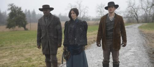 """Timeless S1E12 """"The Assassination of Jesse James"""" (20 Pictures ... - nerdspan.com"""