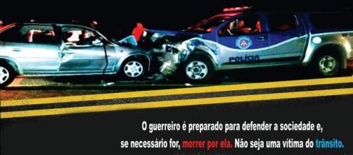 Trânsito seguro se faz com respeito as leis e aos homens