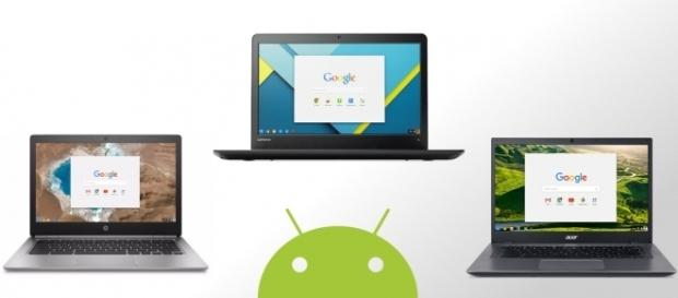 Come 2017, new Chrome-books can Android. / Photo from 'Chrome OS Reviews, Unboxings, and News' - chromeunboxed.com