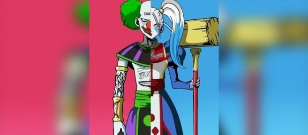 """Dioses destructores basados en villanos del universo """"DC""""."""