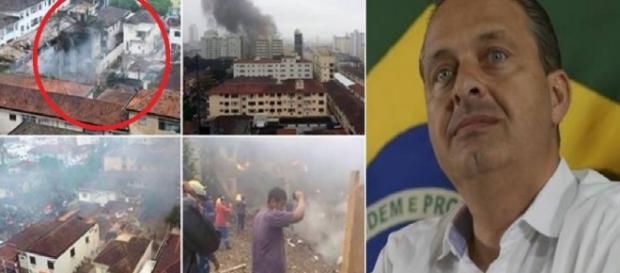 Dono de Jato de Eduardo Campos diz que contará a verdade