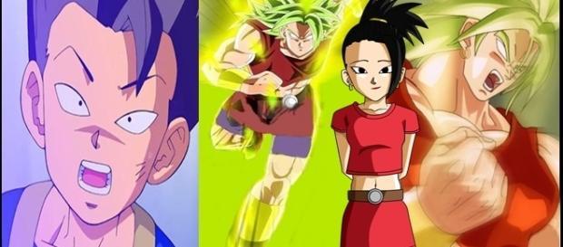 Dragon Ball Super: La hermana de Kyabe es la legendaria Broly