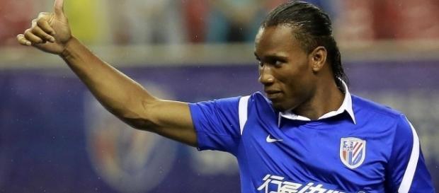 Drogba pode jogar no futebol brasileiro