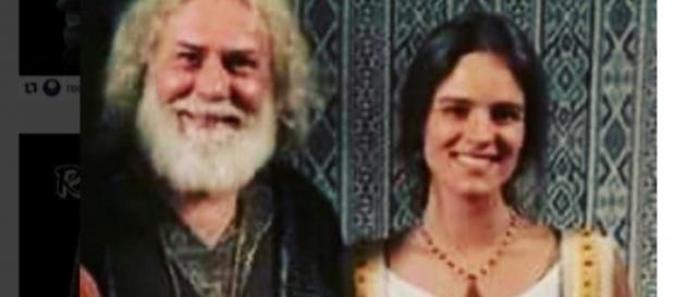 "Elias se casa com Laís nos próximos capítulos de ""A Terra Prometida"""