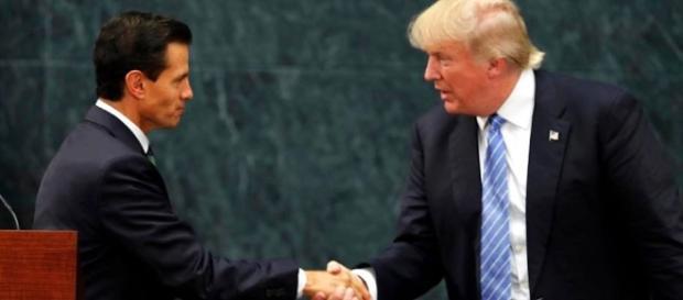 En los próximos días Enrique Peña Nieto y Donald Trump se reunirán para discutir sobre las nuevas relaciones entre México y Estados Unidos