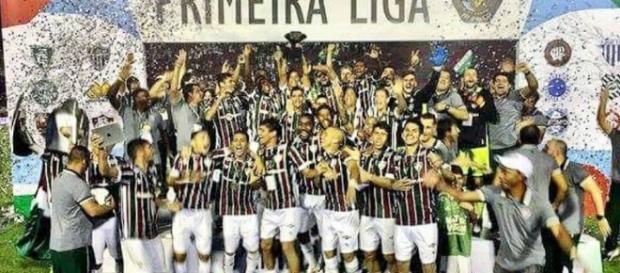 Fluminense x Criciúma: assista ao jogo ao vivo