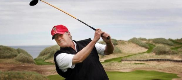 How Donald Trump managed to wear out Scotland′s welcome   US ... - dw.com