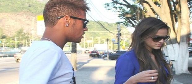 Neymar quer se casar com a atriz Bruna Marquezine