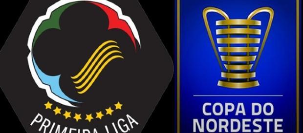Primeira Liga e Copa do Nordeste começam nesta terça-feira