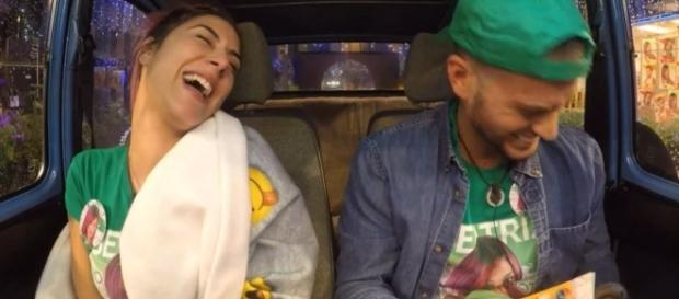 Rodrigo y Bea dejan Periscope.
