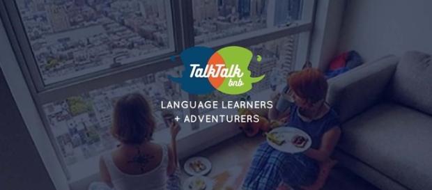 TalkTalkBnb permite viajar ensinando sua língua nativa
