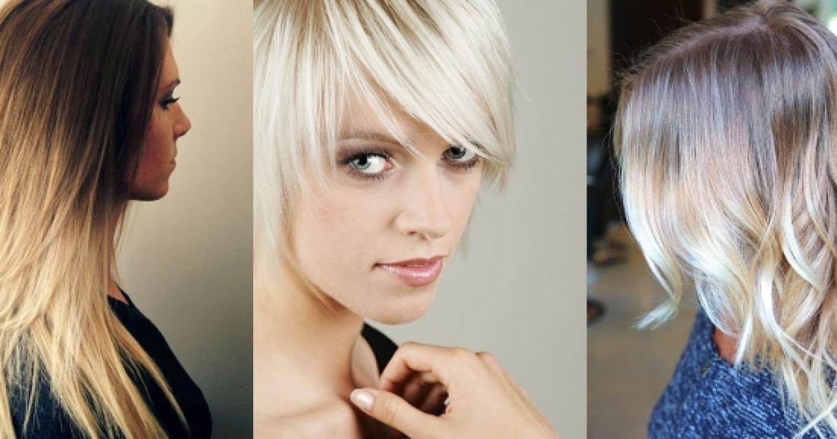 Nuovi tagli di capelli femminili