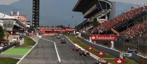El circuit de Barcelona-Catalunya acogerá los test de F1