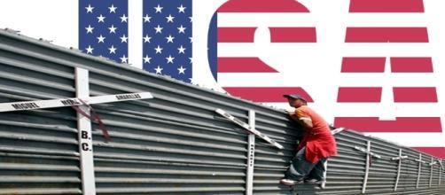 El famoso muro que nos separará con EUA, empezará su construcción.