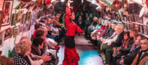 Flamenco y cena en el Sacromonte - Vive Granada - vivegranada.es