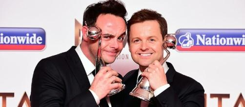It was another award-winning night for Ant & Dec at the National Television Awards (Source: simplyhe.com)