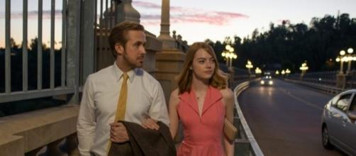 'La La Land' now shares record of 14 Oscar nominations with two past films. / Photo from 'GrooveVolt' - groovevolt.com