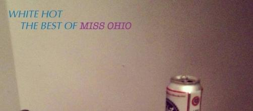 "Miss Ohio's latest album ""White Hot""/ Photo via Press Release courtesy of Working Brilliantly"