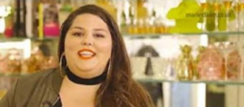 Source: Youtube River Island. Marie Claire writer Callie Thorpe fat-shamed