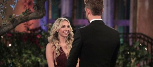 The Bachelor' Villain Corinne Olympios Defends Having Her Own ... - inquisitr.com