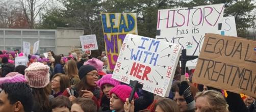 The Women's March on Washington Is Only the Beginning | The Daily Dot - dailydot.com