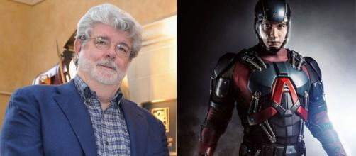 When George Lucas quits movies, Atom from 'Legends of Tomorrow' loses his smarts rooted in his Star Wars fandom. / Photo from 'Inverse' - inverse.com
