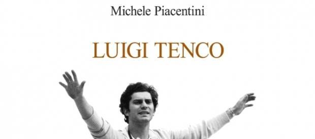 Cover per il libro 'Luigi Tenco'