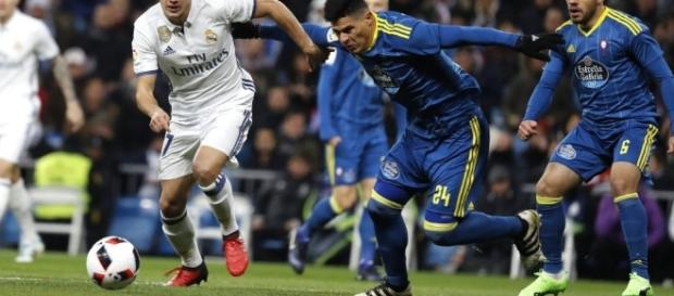 El Celta de Vigo intentará aprovechar la superioridad en el resultado previo en Copa. Foto: EFE
